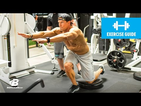 How To Single-Leg Knee Tap Squat | Legs Exercise Guide