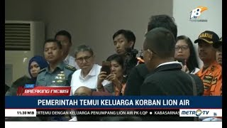 Video [Full] Isak Tangis Dalam Pertemuan Keluarga Korban Lion Air dengan Menhub MP3, 3GP, MP4, WEBM, AVI, FLV November 2018