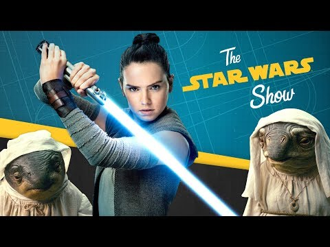 Star Wars: Los Últimos Jedi - New The Last Jedi Images, The Star Wars Show Goes Hollywood, Lost Lucasfilm Loot, & More!?>