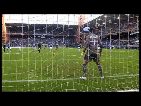 Sampdoria-Sassuolo 3-4 Highlights 2013/14 видео