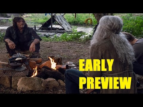 The Walking Dead Season 9 - Episode 7 VERY Early Preview