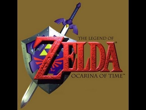 the legend of zelda ocarina of time nintendo 64 soluce