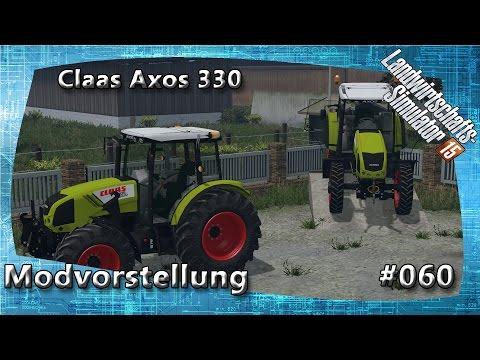 Claas Axos 330 v2.0