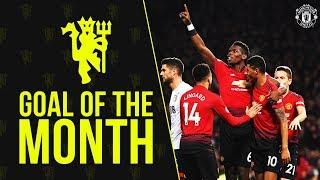 Video Goal of the Month | December 2018 | ft. Rashford, Pogba, Martial, Zelem & Greenwood MP3, 3GP, MP4, WEBM, AVI, FLV Agustus 2019