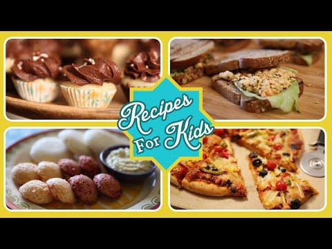 Popular Recipes For Kids – Breakfast – Snacks Recipes | Best of Kiddie's Corner