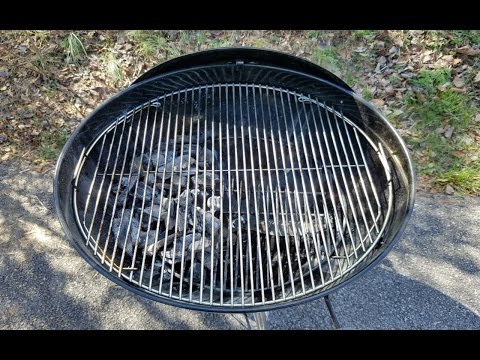 A Beginners Guide To Using A Charcoal Grill