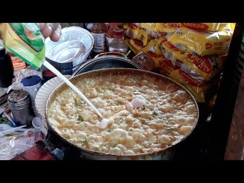 KING Of CHEESY MAGGI Noodles | Cheese Mayonnaise INSTANT NOODLES | Indian Street Food
