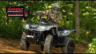 8. 2016 Suzuki 400ASI Camo For Sale At Adventure Power Products