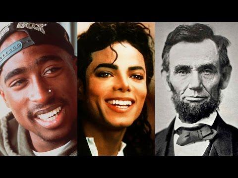 10 personaggi famosi, uccisi dagli illuminati