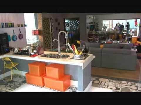 Apartamento triplex na Beira Mar de Florianópolis. Projeto: Crislane Cintra e Ana Paula Jeffi.