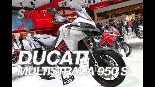 4. Ducati Multistrada 950 S 2019 - EICMA 2018 [FULLHD]