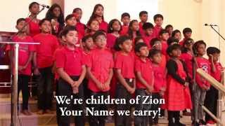 ABC\'s of Praise ! - By BMC Kids Choir