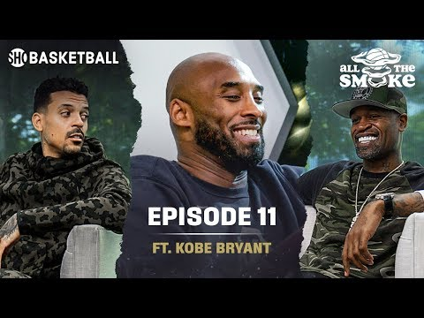 Kobe Bryant | Ep 11 | Barnes' Ball Fake, Shaq & Lakers, Michael Jordan | ALL THE SMOKE Full Podcast
