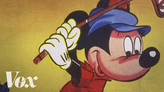 Download Youtube: Why cartoon characters wear gloves