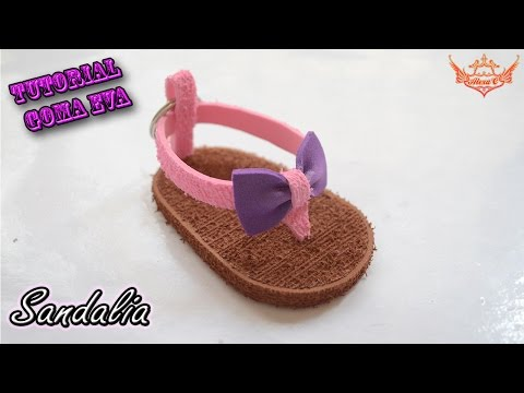 foamy thong sandal