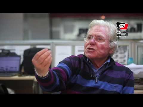 حسين فهمي: «معندناش صناعة سينما.. عندنا تجارة أفلام»