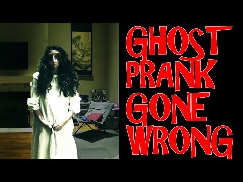 markapsolon - This prank really went wrong when a real ghost shows up and scares the people doing the prank. It is a must watch. Facebook me: https://www.facebook.com/page...