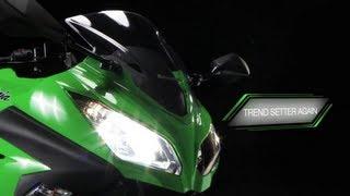 8. 2013 Kawasaki Ninja 300 - Official infomercial