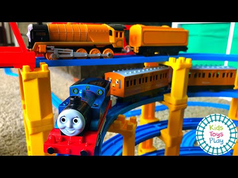 Thomas & Friends TOMY Trackmaster Track Build Collection