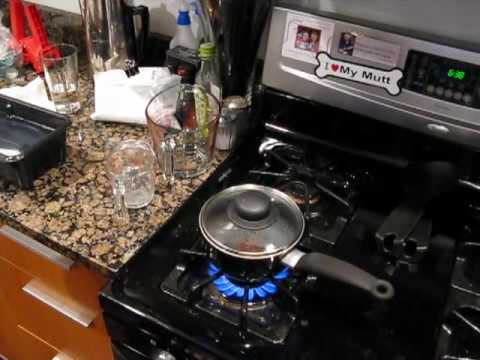 Home Brewing an American Light 20 Min. Kit with Joe (Part 4)