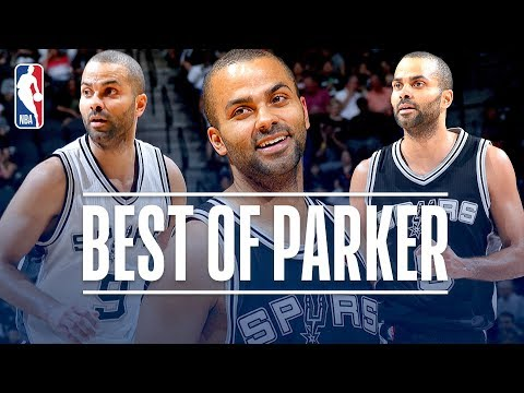 Video: Tony Parker's Greatest Moments with the San Antonio Spurs