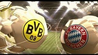 FIFA 13 Prognose: Das Große Finale - Borussia Dortmund - Bayern München