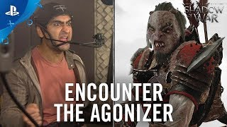 Middle-earth: Shadow of War - Kumail Nanjiani as The Agonizer Trailer