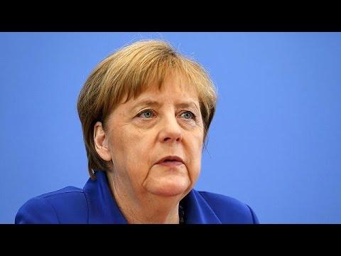 Άνγκελα Μέρκελ: «Δεν αλλάζω πολιτική στο προσφυγικό – Ο στρατός θα βοηθά την αστυνομία»