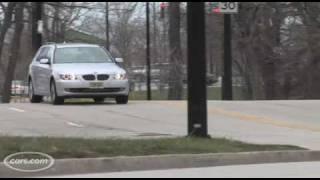 2009 BMW 535i XDrive Sports Wagon Video Review
