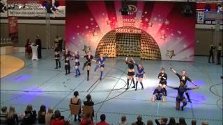 Shaking Baloos - Süddeutsche Meisterschaft 2013