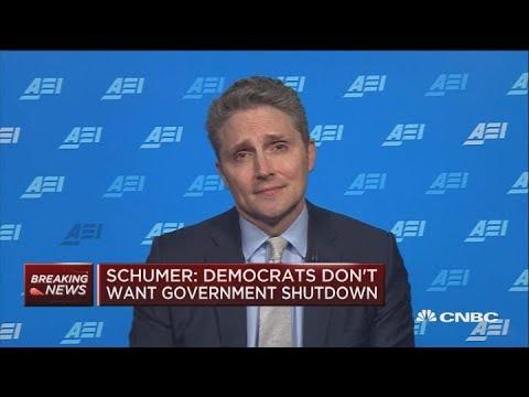 Government shutdown won't be significant to the market, says AEI's Pethokoukis