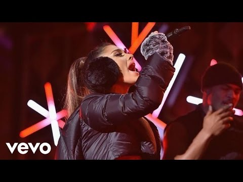 Video Ariana Grande - Side To Side HD (Live At The Z100's Jingle Ball 2016) download in MP3, 3GP, MP4, WEBM, AVI, FLV February 2017