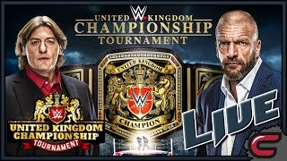 Nonton WWE United Kingdom Championship Tournament Live Full Show January 14th 2017 Live Reactions Film Subtitle Indonesia Streaming Movie Download