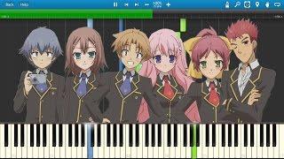 Video Otome Tachi no Inori | Baka to Test to Shoukanjuu OST | Piano MP3, 3GP, MP4, WEBM, AVI, FLV Mei 2019