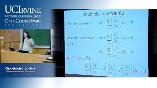 Molecular Structure&Statistical Mechanics 131B. Lecture 25. Partition Functions.