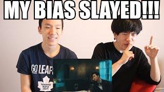 EXO 수호 (SUHO) X 장재인 (JANE JANG) 'Dinner' MV REACTION [HE KILLED IT!!!]