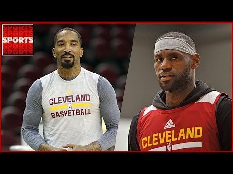 LeBron James Really Wants the Cavs to Sign J.R. Smith