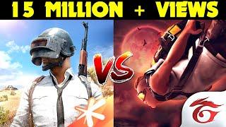 PUBG Mobile Gamers Vs Free Fire Gamers | Stickman | Sooraj Gaming