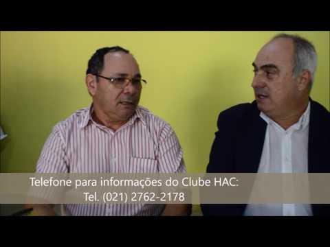 Programa Municípios em Ação Entrevista com Gilvan Medeiros Presidente do HAC Heliópolis Atlético Clu
