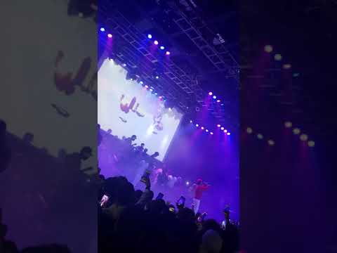 Lil Baby (Throwing Shade) LIVE