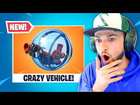 Fortnite's NEW vehicle is CRAZY! - Thời lượng: 10:34.
