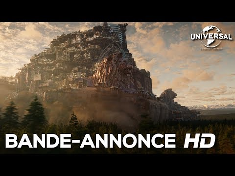 Mortal Engines / Bande-annonce officielle VF