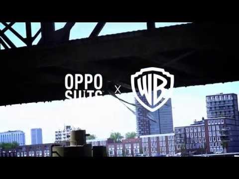 OppoSuits x Warner Bros. = Superman & Batman