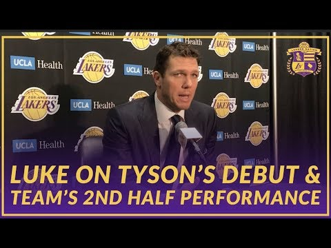 Video: Lakers Post Game: