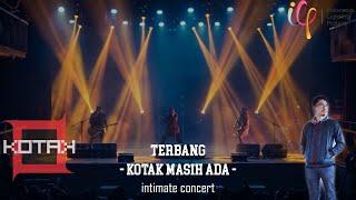 KOTAK - TERBANG - KOTAK MASIH ADA intimate concert 2018