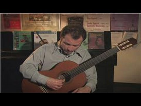 Classical Guitar Lessons : Classical Guitar Exercises