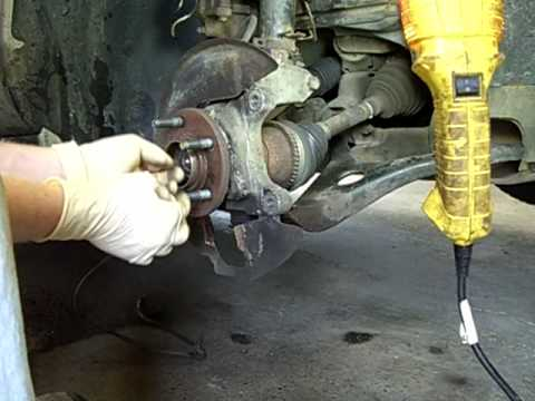 Replacing 99 Ford Taurus Ball Joint Detailed How-To DIY