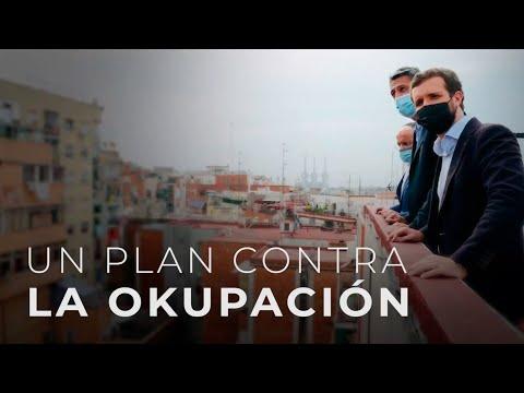 Un plan contra la okupación