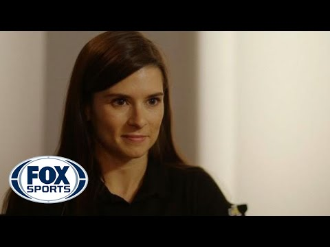 Dale Earnhardt Jr's Niece ADMITS to rooting for Danica Patrick!