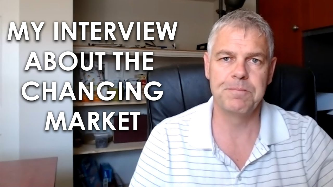 What Is Driving the Changes We've Seen in the Market?